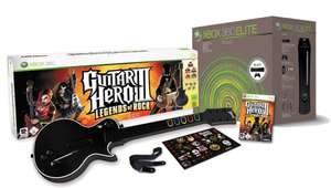 [X360] XBox 360 Elite + Guitar Hero 3 Bundle für 299€
