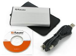 "500GB externe 2,5"" Festplatte - Fujitsu MJA2500BH"