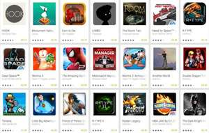 Google Play Store - Spiele ab 19 Cent - zB Monument Valley, Limbo, The Dark Knight Rises