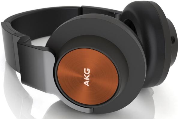 Amazon: AKG K545 Geschlossene Over-Ear Kopfhörer mit Bedieneinheit und Mikrofon für 99€