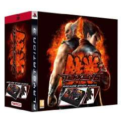 Tekken 6 - Limited Edition Arcade Stick Bundle (PS3) für 62€ *UPDATE*