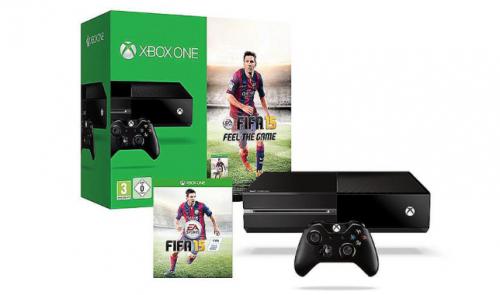 XBox One + FIFA 15 um 269,99 € inkl Versand - bis zu 31% sparen