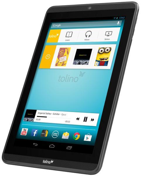 eBay: tolino tab 8.9 Zoll Full HD Tablet mit 16GB für 95,80€