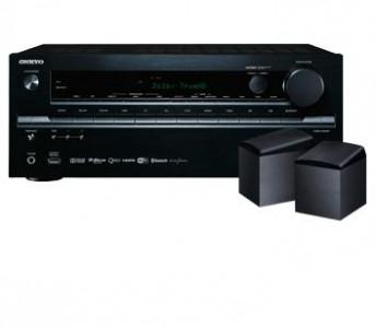 [Notebooksbilliger] ONKYO HT-RC660 & SKH-410 DOLBY ATMOS Lautsprecher für 359,89€ - 31% Ersparnis