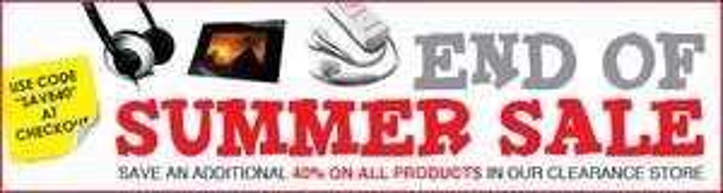 """""""End of Summer Sale"""" bei MyMemory mit bis zu 60% Ersparnis!"""