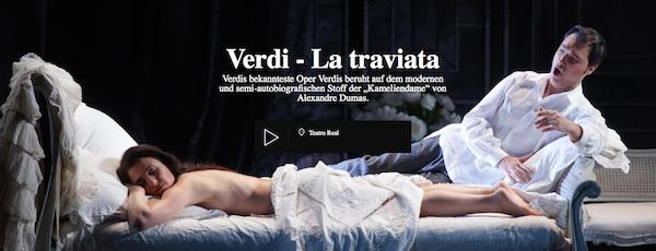 Gratis Eintritt in die Oper - Dank EU-Streaming Plattform