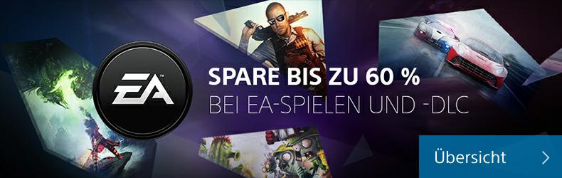 PSN: Viele EA Spiele mit bis zu 60% Rabatt - u.a. mit: Battlefield 4 Premium Edition (PS4) für 28€
