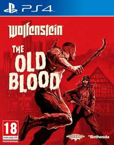 Libro: Wolfenstein: The Old Blood (PS4) für 16,99€