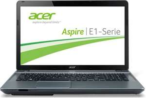 Cyberport: Acer Aspire E1-731 17,3 Zoll Notebook (Intel Pentium 2020M, 4GB RAM, 500GB HDD) für 323,99€