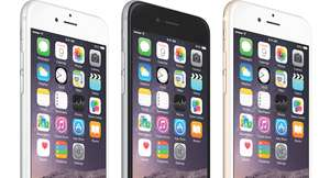 "Apple ""iPhone 6"" (ab 579 €) + ""iPhone 6 Plus"" (ab 649 €) - bis zu 20% sparen"