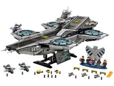 [Cyberport] LEGO Super Heroes - SHIELD Helicarrier für 312,99€ - 11% Ersparnis