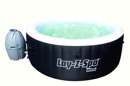 [Möbelix] Bestway Lay-Z-Spa Whirlpool für 268 € - 31% Ersparnis