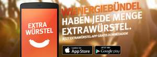 "1 Gratis Paar ""Wiener Würstel"" - heute (1.6.2015) beim ""Wir sind Wien - Festival"""