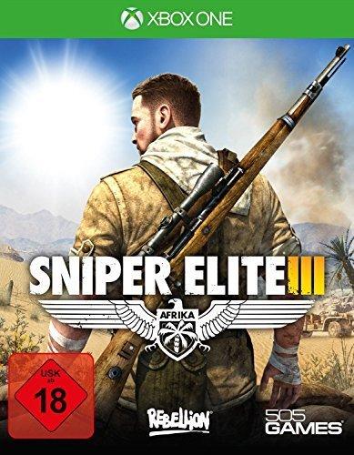 GameStop: Sniper Elite 3 - Afrika (Xbox One) für 19,99€
