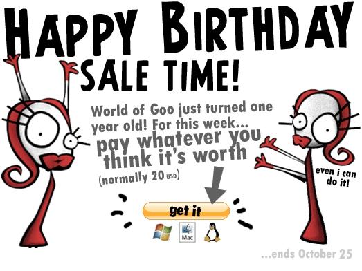 [PC] World of Goo ab 0,01$ zum Download