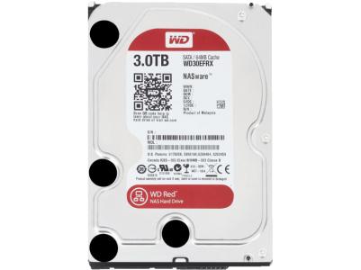 Media Markt Super Sonntag - zB.: WESTERN DIGITAL WD30EFRX 3 TB Red Festplatte für 103,99€