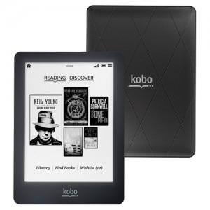 """Kobo """"Touch"""" eReader um 24,99 € - bis zu 58% sparen"""