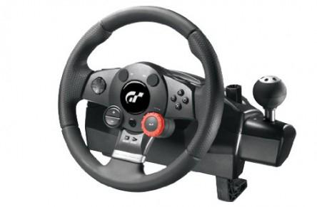 """Logitech """"Driving Force GT"""" Rad- und Pedalsatz um 99 € - 19% sparen"""