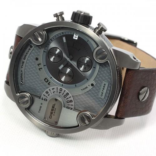 Amazon: Diesel Herren-Armbanduhr XL Chronograph (DZ7258) für 99€