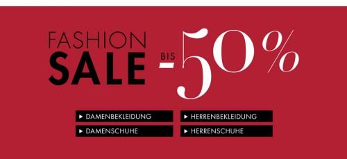 [Amazon - Fashion-Sale] Bei Männer-, Frauen- und Kinderartikel bis zu 50% sparen