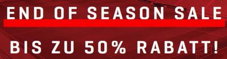 [Puma - End Of Season Sale] Bei Männer-, Frauen- und Kinderartikel bis zu 50% sparen