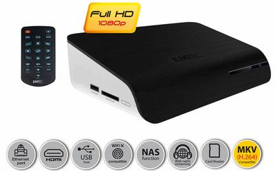 Emtec N200 Multimedia-Player (Alleskönner) für 86€ bei ELV!
