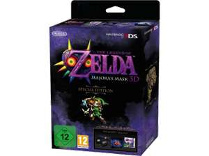 [Saturn] The Legend of Zelda: Majora's Mask 3D Special Edition [Nintendo 3DS] für 30€