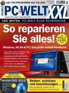 PC-Welt XXL (Ausgabe 05/15) zum kostenlosen Download - 14,40 € sparen