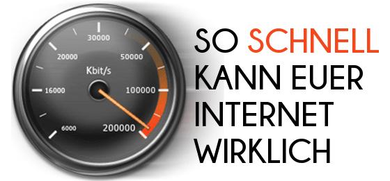 (Info) Die aktuell schnellsten Internetanbieter Österreichs