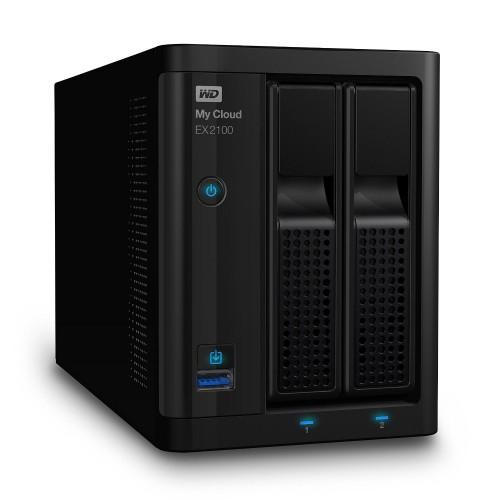 Amazon: WD My Cloud Expert Serie EX2100 (2-Bay) NAS-System für 204,18€