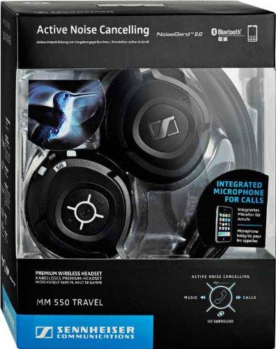 "Sennheiser ""MM550-X Travel"" um 185 € inkl Versand - 26% sparen"