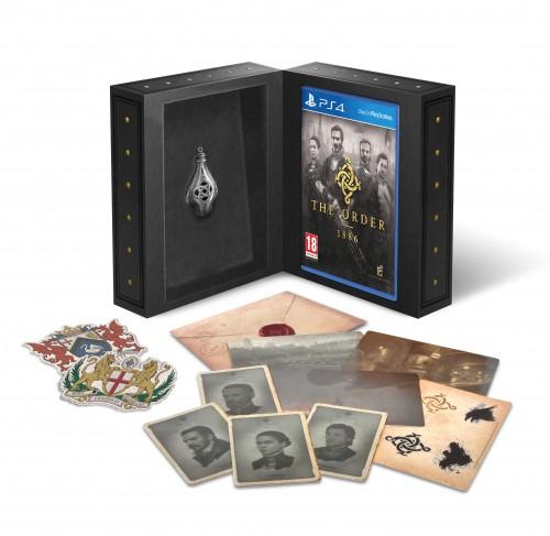 GameStop: The Order 1886 Blackwater Edition für 19,96€