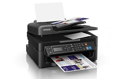 "Epson ""WF-2630WF"" 4-in-1 Tintenstrahldrucker um 47 € inkl Versand - 41% sparen"