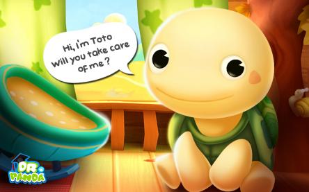 """[Google Play] Dr. Panda & Totos Baumhaus ( """"KinderApp"""" für Android) GRATIS ( anstatt regulär 3,99€)"""