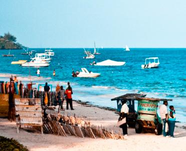Von Graz nach Kenia (Mombasa) für 330€ und zurück - September bis Dezember
