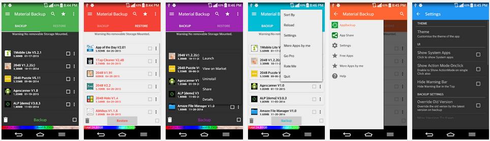 """""""AppSaver"""" für Android heute kostenlos - 1,54 € sparen"""