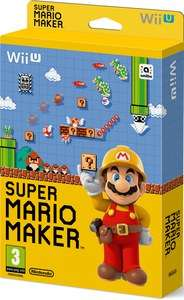 [Wii U] Super Mario Maker ( E-Shop Code) für 29,96€ vorbestellen @gamesrocket | 33% sparen