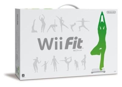 Nintendo Wii Fit inkl. Wii Balance Board für 59€ - Ebay WOW von morgen