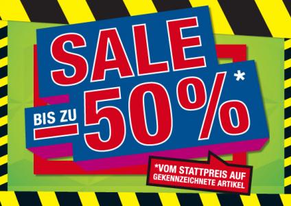 Hervis Sports Sommerschlussverkauf - bis zu 50% sparen