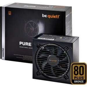 [ZackZack] be quiet! Pure Power L8 500W für 49,99€ - 20% Ersparnis