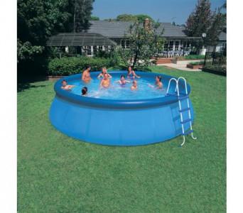 [Mömax] Intex Easy-Pool 457 x 122 cm Komplett-Set für 125€ - 48% Ersparnis