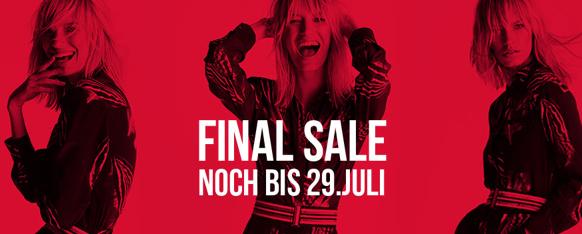 Designer Outlet Parndorf - Final Sale - zusätzlich 50% Rabatt auf Outlet-Preise