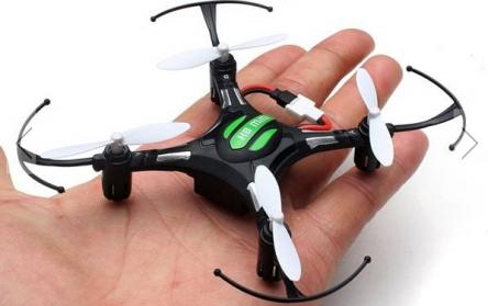 Quadcopter Mini-Drohne um nur 11 € inkl. Versand