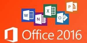 Microsoft Office 2016 - kostenlos zum Download (Win 10)