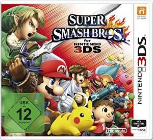 [Amazon.de] 3DS Spiele unter 30€: zB: Super Smash Bros. 3DS für 26,61€
