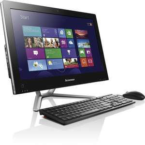 Amazon: Lenovo C455 21.5 Zoll FHD LED All-in-One Desktop-PC (AMD A6, 4GB RAM, 1TB HDD) für 369€
