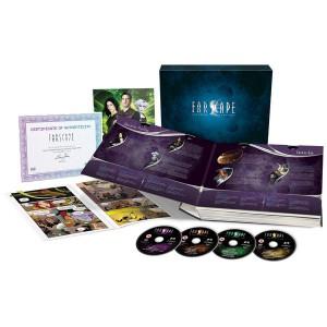 [zavvi] Farscape Universe Collection Megabook - limitiert auf 1000 Kopien - DVD / Blu-ray