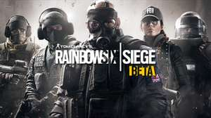 Rainbow Six: Siege (PC / PS4 / XONE) Beta Key komplett kostenlos!