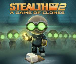 Humble Store: Stealth Inc 2: A Game of Clones (Steam) komplett kostenlos statt 14,99€
