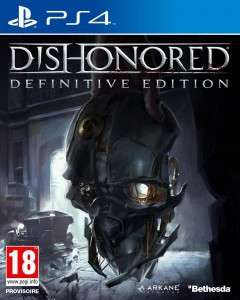 Dishonored - Definitive Edition [PS4] für 23,80€ @Amazon.fr | Ersparnis: 32%